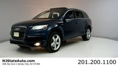 2011 Audi Q7 quattro 4dr 3.0T S line - NJ State Auto Auction in Jersey City on Sip Ave. www.NJStateAuto.com