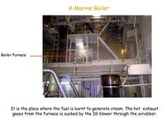 Everything we do at Sea Tanker Ship, Inert Gas, Exhaust Gas, Oil Tanker, Boiler, Knowledge, Sea, The Ocean, Ocean