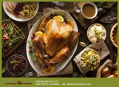 Thanksgiving day trivia: Thanksgiving is the reason for TV dinners! In 1953, Swanson had so much extra turkey (260 tons) that a salesman told them they should package it onto aluminum trays with other sides like sweet potatoes — and the first TV dinner was born! http://-allparenting.com https://www.holidaypalace.net
