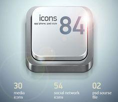 """Résultat de recherche d'images pour """"psd iOS  Icon"""""""