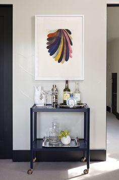 2015 Denver Designer Show House Vignette From Color Bedroom Designed By Casey St John