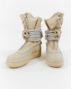 8c040bd45aff Nike Wmns SF Air Force 1 HI Boot - Brown - AA3965-200 - Footish