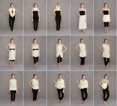 15 ways to wear one item- The Versalette    http://www.revolutionapparel.me/home/