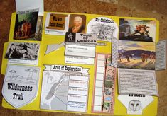 Have to use for American Revolution --Site with tons of social studies lap book printables