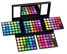 se trata de mas 100 colores de sombras de ojos para las que desean comprar pueden hacer sus pedidos por medio de este email hollywood3400-usa@yahoo.es me dicen de que pais son y que les gustaria comprar