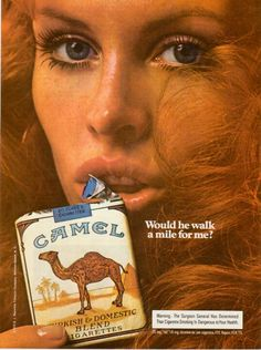 Camel Cigarettes My dad used to smoke these! :-O