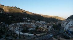 Morgen i Monachil #monachil #roadtrip #sierranevada
