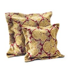 Han Feng Roses Cushion