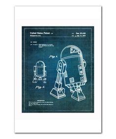 Love this 'Robot II, 1979' Print on #zulily! #zulilyfinds