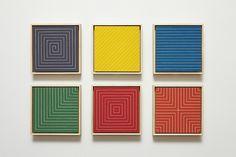 Image result for Benjamin Moore series frank stella