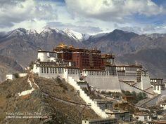 World Heritage --- Lhasa, Tibet http://exploretraveler.com