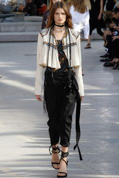Isabel Marant ready-to-wear spring/summer '16 - Vogue Australia