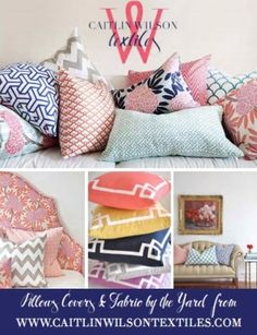 pillows by ConnieD