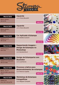 Stampa Studio (Rio) | cursos e workshops | março 2015