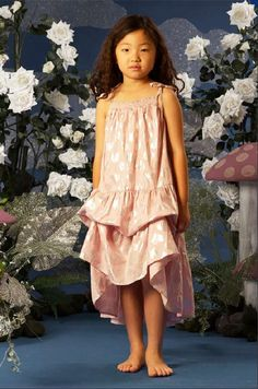I think I could make something similar, a maxi pillowcase dress almost