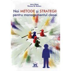 Noi metode şi strategii pentru managementul clasei