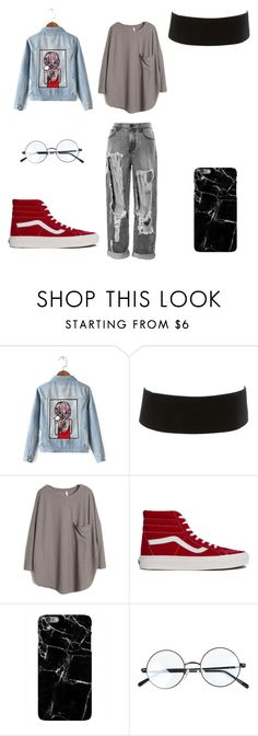 """looks for getting my life 2gether"" by swiperight on Polyvore featuring Chicnova Fashion, Charlotte Russe and Vans"