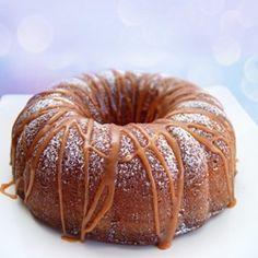 Nutella Bundt Cake