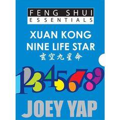 Feng Shui Essentials – Xuan Kong Nine Life Star Series Box Set Feng Shui Books, Nine Lives, Essentials, Stars, Box, Snare Drum, Boxes, Star