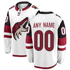 Boston Bruins Fanatics Branded Away Breakaway Custom Jersey - White ... d79d783ee