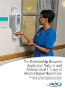 The Relationship Between Application Volume and Antimicrobial Efficacy of Alcohol-Based Hand Rubs