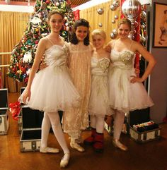 From show: Bunheads