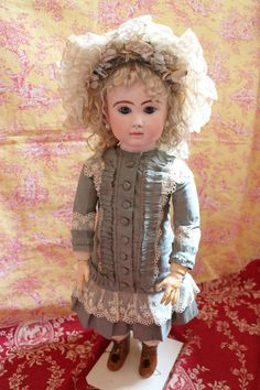 Extraordinary French A Steiner With Eye Mechanism from precioustoys on Ruby Lane