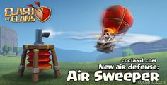 Air Sweeper - http://cocland.com/buildings/air-sweeper