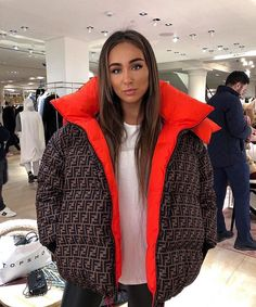 Find images and videos about fendi on We Heart It - the app to get lost in what you love. Cute Lazy Outfits, Girl Outfits, Fashion Outfits, Womens Fashion, Expensive Clothes, Mode Streetwear, Aesthetic Clothes, Daily Fashion, Fashion Brands