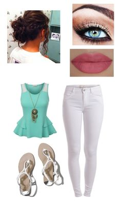Birthday Oufit by jada20432-dc on Polyvore featuring Pieces, Abercrombie & Fitch and She's So