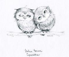 Inga Paltser — Owls