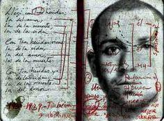 Búscame en el ciclo de la vida: 214.  Primera carta de Miguel Hernandez a Josefina...