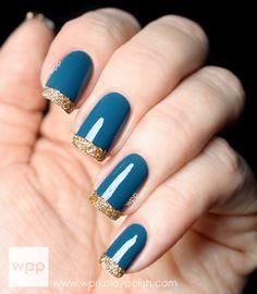20 Popular Fall/Winter Nail Design Ideas | Style Motivation
