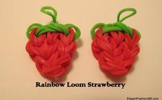Rainbow Loom Pattern Designs : Food Series - Funtastic Ideas