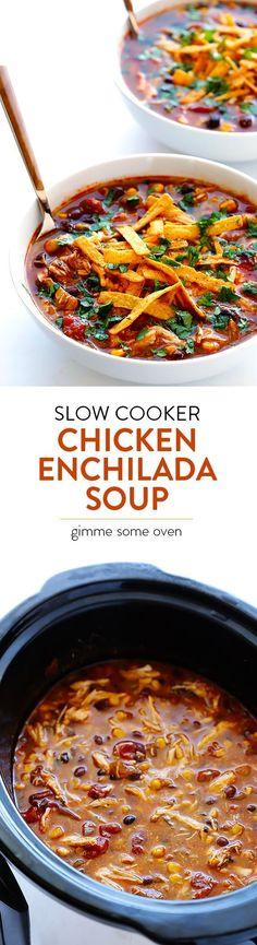 Let your crock pot d
