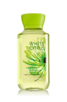 White Citrus Shower Gel - Signature Collection - Bath & Body Works-- I love, love, love this.both the shower and body spray. It's so clean, fresh and light. Perfect for spring and summer. Body Works, It Works, Citrus Water, Fruit Water, Conditioner, Bath And Bodyworks, Body Spray, Smell Good, Shower Gel