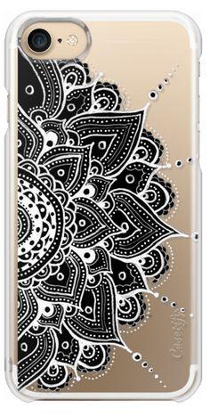 Casetify iPhone 7 Snap Case - Mandala by Li Zamperini Art