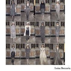 #EnzoMiccio Enzo Miccio: #MFW Day1 #LuisaBeccaria #FashionShow #MilanFashionWeek #Milan #Fashion #womenstyle @sosweet_pr_events @luisabeccaria_official