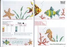 ru / Photo # 92 - a scheme - irisha-ira Cross Stitch Sea, Baby Cross Stitch Patterns, Cross Stitch Bookmarks, Beaded Cross Stitch, Cross Stitch Borders, Cross Stitch Animals, Cross Stitch Designs, Cross Stitching, Embroidery Sampler