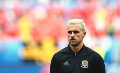Aaron Ramsey #Wales #Euro2016