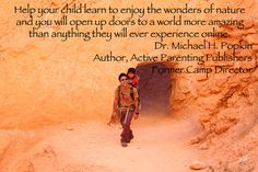 Help Your Child Enjoy the Wonders of Nature