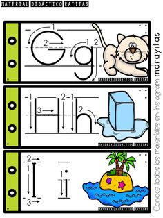 Toddler Learning Activities, Alphabet Activities, Literacy Activities, Learning Centers, Alphabet Writing Practice, Teaching The Alphabet, Abc Chart, Abc Tracing, Kindergarten Writing