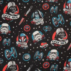 Star Wars Dark Side Tattoo Lightweight Scarf
