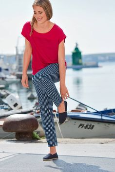 Schlupfhose Pfauenauge Sporty, Style, Fashion, Nice Jewelry, Longing For You, Trousers, Curve Dresses, Nice Asses, Moda