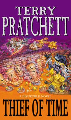 Thief of Time  (Discworld #26) by Terry Pratchett