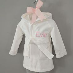 """English origin meaning """"Diminutive form of Eve"""" Name Embroidery, Third Birthday, Personalized Baby, Baby Names, Baby Blue, Royal Blue, Boy Or Girl, Hot Pink, Birthday Gifts"""