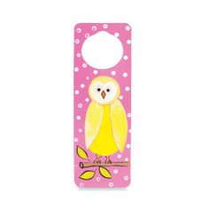 US: Barn Owl Door Hanger  6-8
