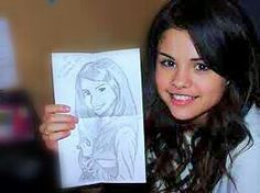 Rare photo of Selena Gomez  For more awesome photos follow me, diamond queen.!!!😄