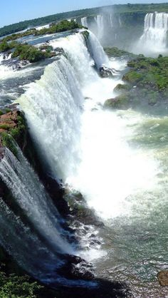 Cataratas del Iguazú, Argentina, Brasil y Paraguay