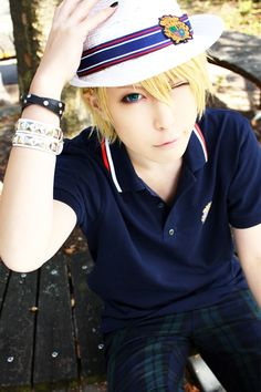 Alt(Alt.(おると)) Syo Kurusu Cosplay Photo - WorldCosplay